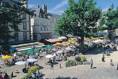 Self Catering Brittany Holiday Cottages to Rent - St. Malo