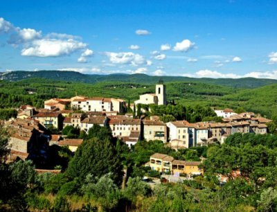 Flayosc Holiday Rental Villas in Var, Provence