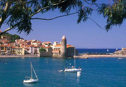 Collioure Holiday Property - Languedoc Holiday Rental Homes on Rent-in-France