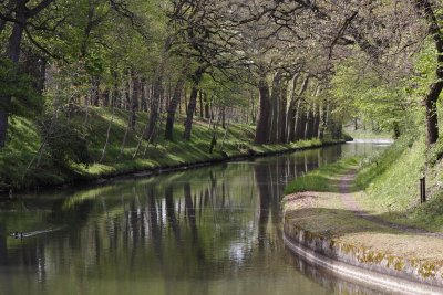 Canal du Midi holiday rental houses and cottages - Rent in France