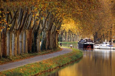 Self Catering holiday homes to rent in Canal du Midi, France