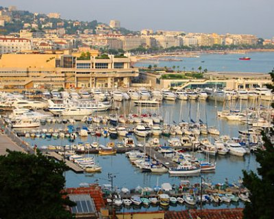 Cannes holiday rental villas and apartments,France