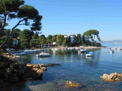 Juan les Pins holiday rental villas and apartments -  The beautiful Antibes