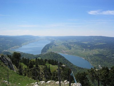 Jura holiday rental farmhouses, France - Vallee de Joux