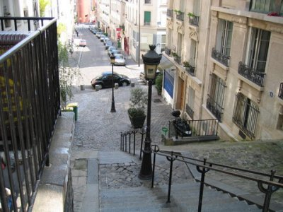 Holiday apartments for rental in Montmartre, Paris
