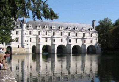 The beautiful Chateau Chenonceau - Holiday rental property in Pays de La Loire