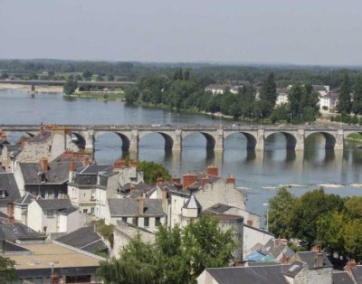 Saumur holiday rental homes - Pays de La Loire accommodation on the Rent-in-France holiday directory