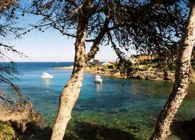 Rent a self catering holiday home in Sainte-Maxime - Beautiful beaches