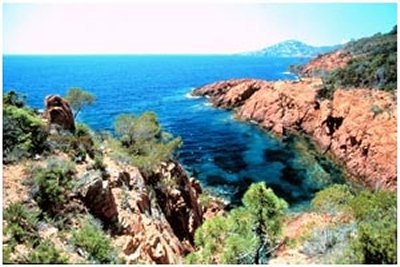 St Raphael holiday rental villas and apartments - Book direct on Rent-in-France