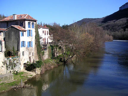 The Aveyron River - Aveyron Holiday Villas