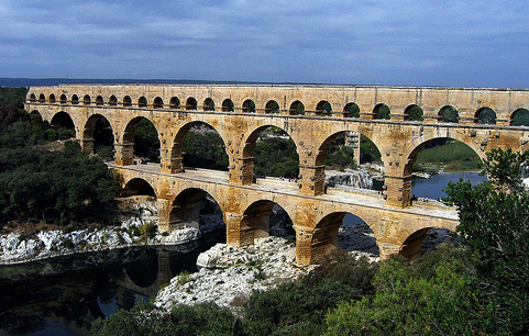 Pont Du Gard - Search Rent-in-France for Beautiful Gard Holiday Homes