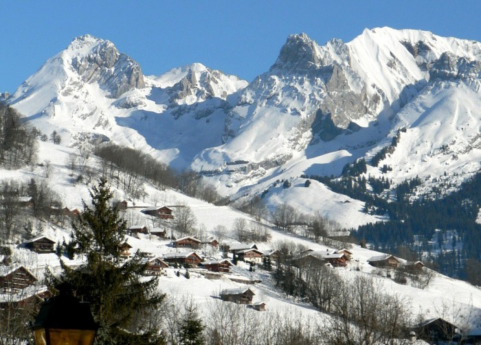Self Catering Chalets to rent in Chamonix