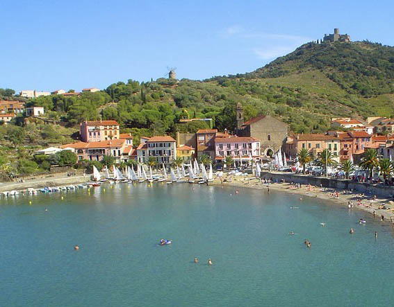 Beautiful Beaches - Self Catering Holiday Property to rent in the Pyrenees-Orientales