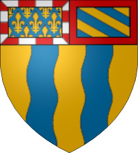Saone-et-Loire Holiday Gites - Coat of Arms