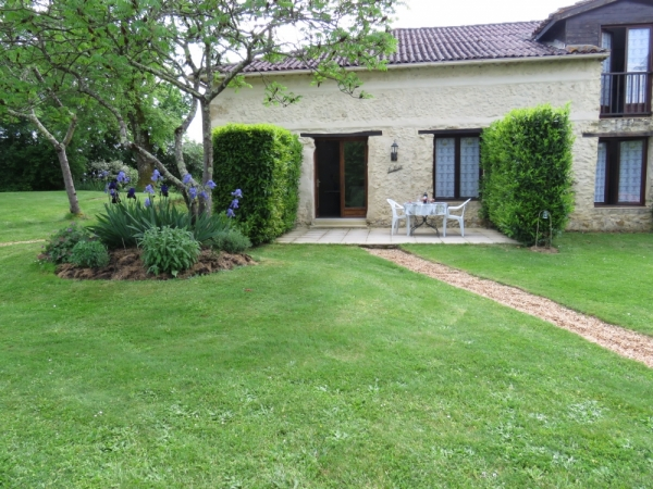 Lovely gîte for 2 /3 people