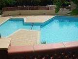 Rental 2 rooms Le Lavandou PRAMOUSQUIER res. With a pool0