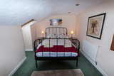 Upstairs double bedroom in L'Ecurie0