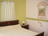Large bed room,