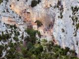 Ermitage in the Gorge du Galamus