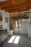En suite shower room for bedroom One with rain shower