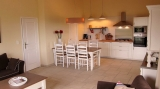 Minervois - Dining Table and Kitchen
