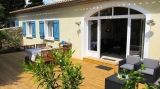 Corbieres - Spacious terrace with outdoor Dining Table