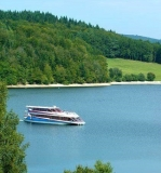 Lake Vassiviere Take a boat trip to the island with lunch aboard as you cruise.