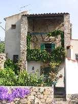 Charming village house rental in the Pyrenees-Orientales, France
