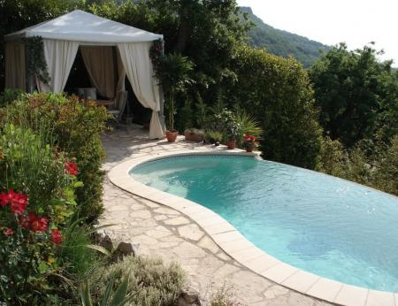 Grasse Holiday Rental Villa with Pool in France - SPECIAL OFFER LONG-TERM RENTALS