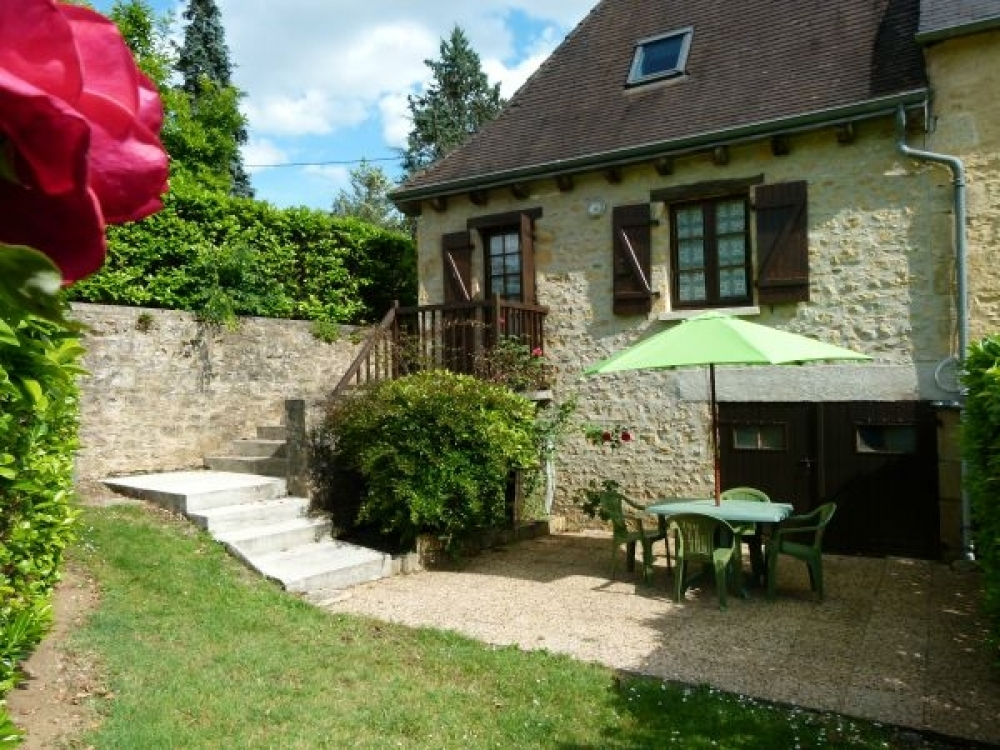 Little holiday rental cottages with Pool in Sarlat, Dordogne