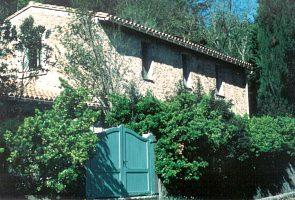 Holiday Farmhouse for rental St Martin-Des-Puits, Languedoc