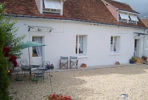 Holiday Rental Farmhouse St Martin de Bridoré nr Loches, France