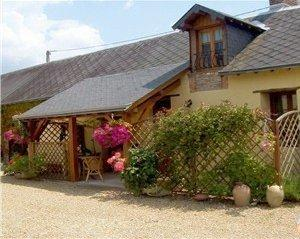 2 Bedroom Maine-et-Loire Holiday Cottage ~ GREAT FOR COUPLES
