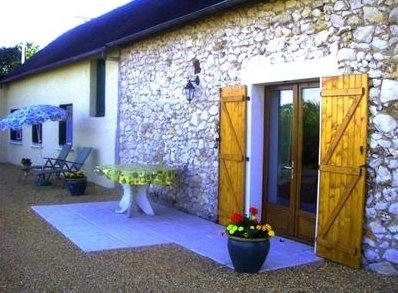 Charming French Holiday Gite in Loire region