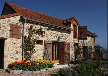 Two Holiday Apartments to Rent in Nievre, Burgundy - La Morvandelle