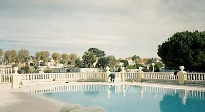 Spacious Cagnes-sur-Mer Studio Apartment with private garden, near Nice