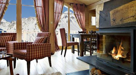 Three Valleys St Martin de Belleville Chalet Rentals offering French Alps Dream Holidays