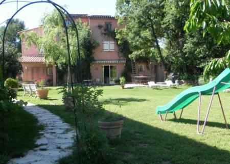 Self Catering Saint Raphael Holiday Villa in the Cote d`Azur, Provence