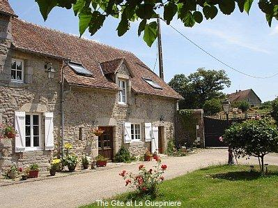 Self Catering Normandy Holiday Gite to Rent with Private Pool, Alencon