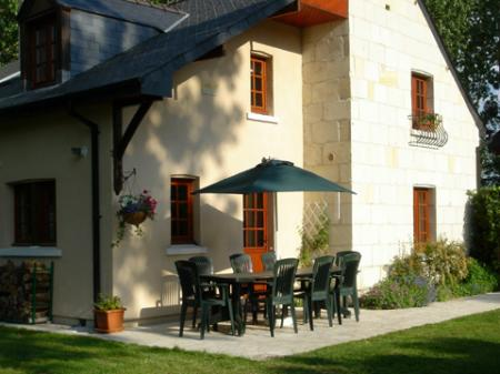 Lovingly Renovated Cottage Rental with Pool - L`Ecurie at Maison Rouge