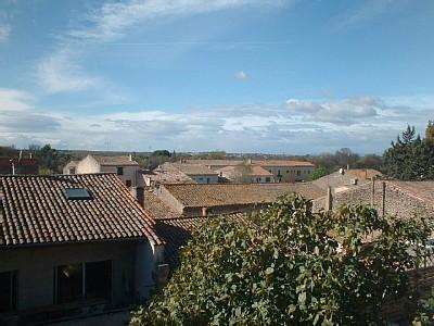 One bedroom Loft Apartment to rent in St Thibery, near Montpellier