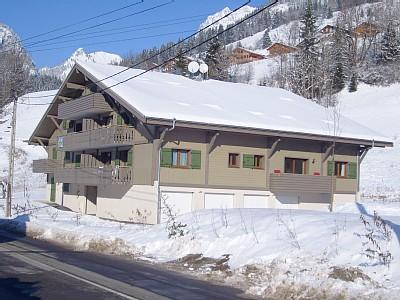 Chatel Holiday Apartment for rent in Portes du Soleil, France