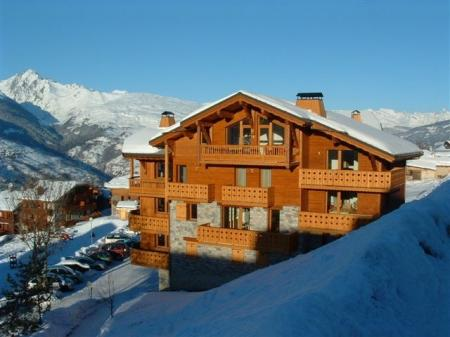 Plagne Montalbert Holiday Apartment Rental in Savoie, France ~ 35 Les Granges