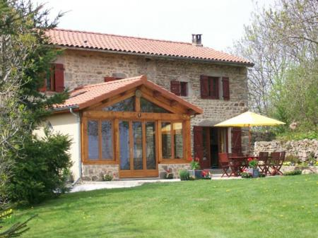 Auvergne Self-Catering Holiday Cottage Rental near Clermont Ferrand, France