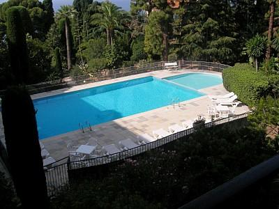 Cap-d`Ail Holiday Rental Apartment with Pool, near Monaco