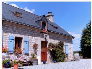 Delightful Morbihan Holiday Rental Home with Pool, Brittany / La Coppice