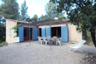Le Beausset Holiday Rental Cottage with Pool in Provence, France