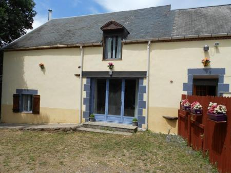 St Marien Holiday Rental Gite with Pool in Creuse, Limousin, France