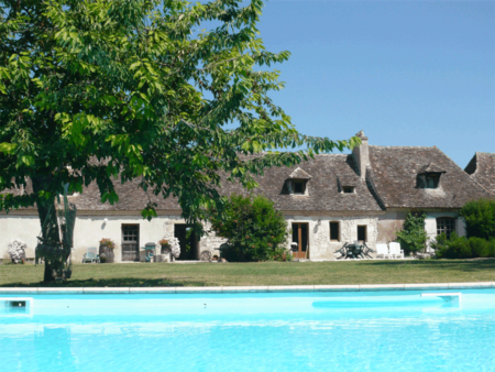 Luxury Bergerac holiday cottages to rent in Dordogne, France, each sleeps 2