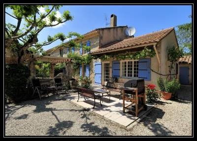 Le Mas @ Mas Saint Antoine, 4bed, 4bath 17C Provencal Farmhouse, 1 of 7 gites available